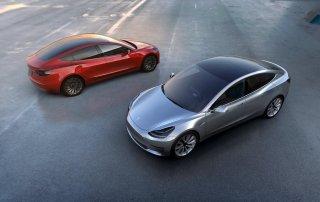 Tesla 3 c