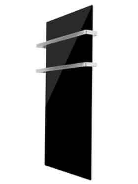BH800-schwarz-2-handtuchhalter