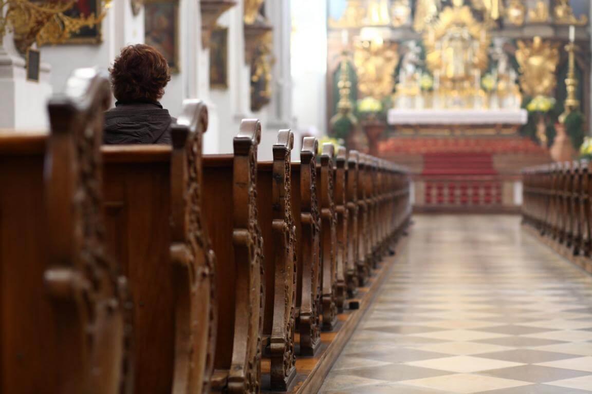Kirchen mit Infrarot heizen