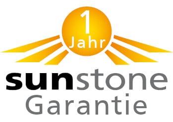 sunstone Garantie für Infraotheizungs Beratung